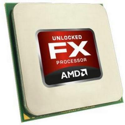 AMD FX 8-Core Black Edition FX-9590 4.7GHz Tray