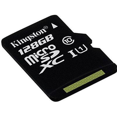 Kingston MicroSDXC UHS-I U1 128GB
