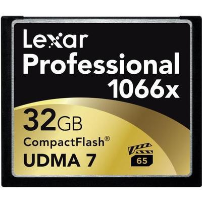 Lexar Media Compact Flash Pro UDMA 7 32GB (1066x)