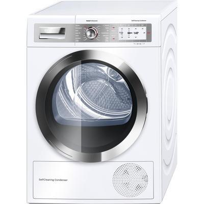 Bosch WTY 87859SN Hvid