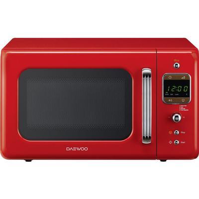 Daewoo KOR7LBKR Red