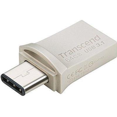 Transcend JetFlash 890 64GB USB 3.1