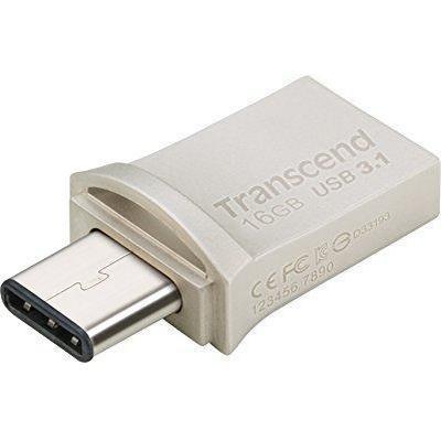 Transcend JetFlash 890 16GB USB 3.1