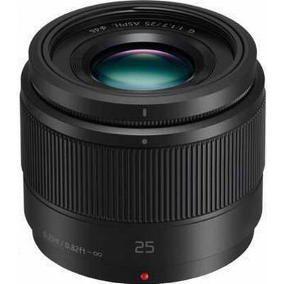 Panasonic Lumix G 25mm /F1.7 ASPH for Micro 4/3