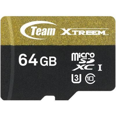 Team Xtreem MicroSDXC UHS-I U3 64GB