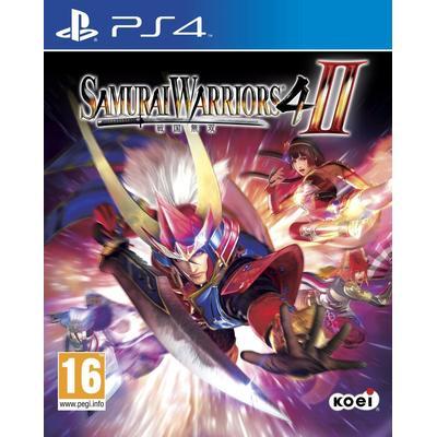 Samurai Warriors 4 2
