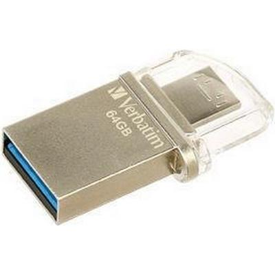 Verbatim Store'n'Go OTG Micro 64GB USB 3.0