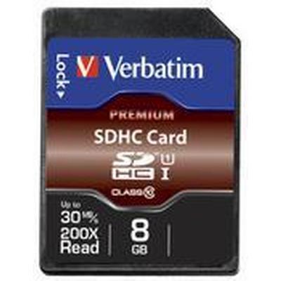 Verbatim Premium U1 SDHC 8GB