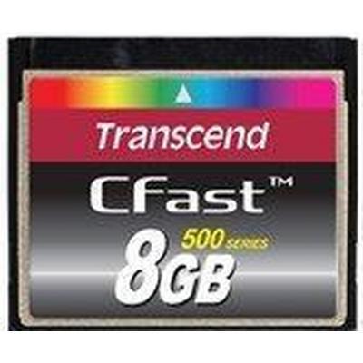 Transcend Compact Flash 8GB