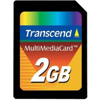 Transcend MultiMedia 2GB