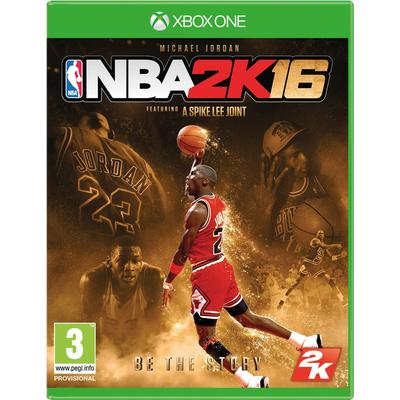 NBA 2K16: Special Edition