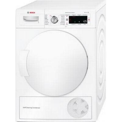 Bosch WTW845W0 Hvid