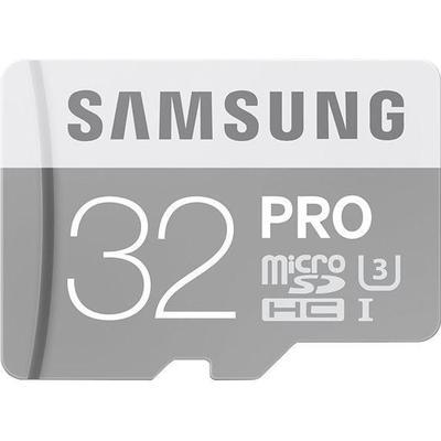 Samsung MicroSDHC Pro UHS-I U3 32GB
