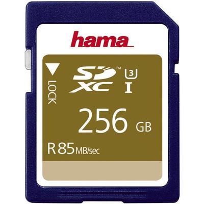Hama SDXC UHS-I U3 85MB/s 256GB
