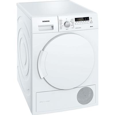 Siemens WT43W248DN Vit