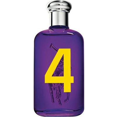 Ralph Lauren Big Pony Women #4 Purple EdT 50ml