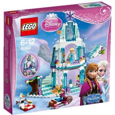 Lego Disney Princess Disney Princess Elsa's Sparkling Ice Castle 41062
