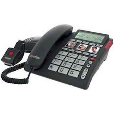 Tiptel Ergophone 1210 Black