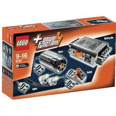 Lego Technic Power Functions Motor Set 8293