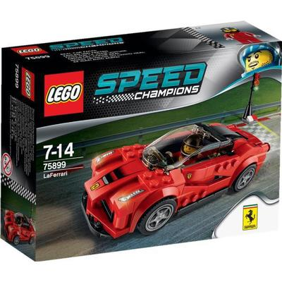 Lego Speed Champions LaFerrari 75899
