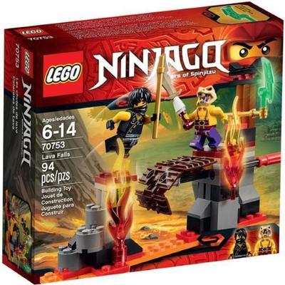 Lego Ninjago Lava Falls 70753