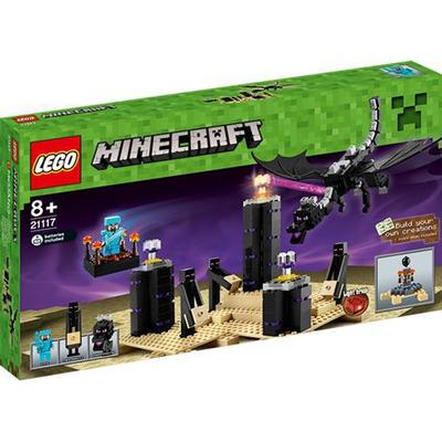 Lego Minecraft The Ender Dragon 21117