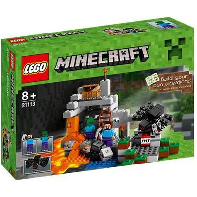 Lego Minecraft The Cave 21113