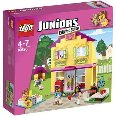 Lego Juniors Family House 10686