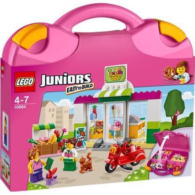 Lego Juniors Supermarket Suitcase 10684