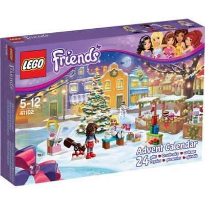 Lego Friends Adventskalender (2015) 41102