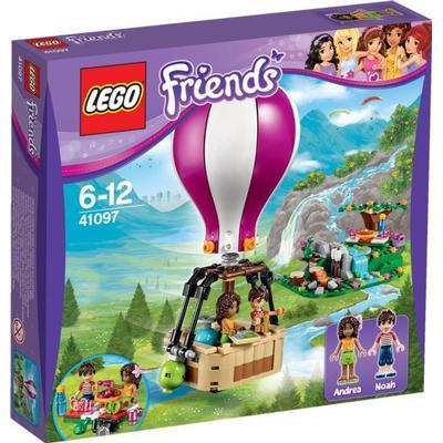 Lego Friends Heartlake Hot Air Balloon 41097