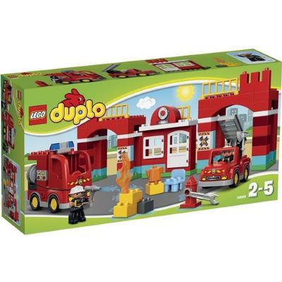 Lego Duplo Fire Station 10593