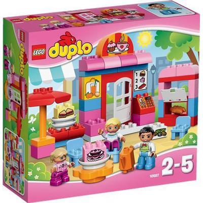 Lego Duplo Café 10587