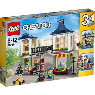 Lego Creator Toy & Grocery Shop 31036
