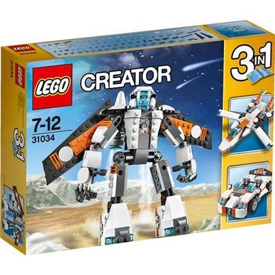 Lego Creator Future flyers 31034