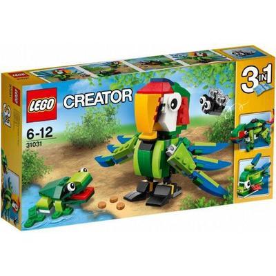 Lego Creator Rainforest Animals 31031