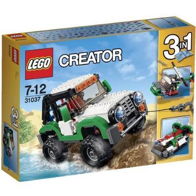 Lego Creator Adventure Vehicles 31037