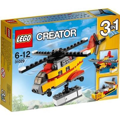 Lego Creator Cargo Heli 31029