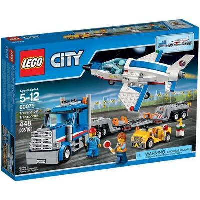 Lego City Training Jet Transporter 60079