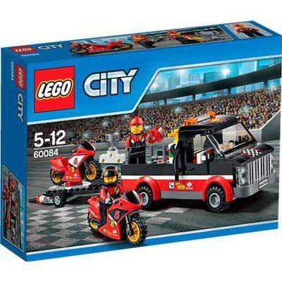 Lego City Racing Bike Transporter 60084