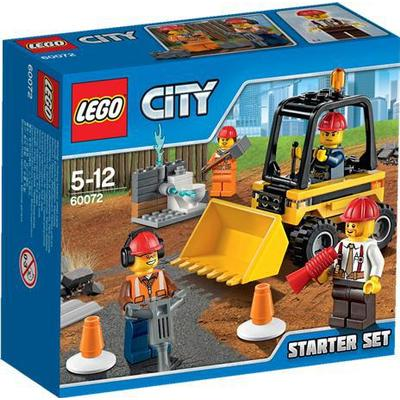Lego City Demolition Starter Set 60072