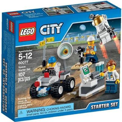 Lego City Space Starter Set 60077