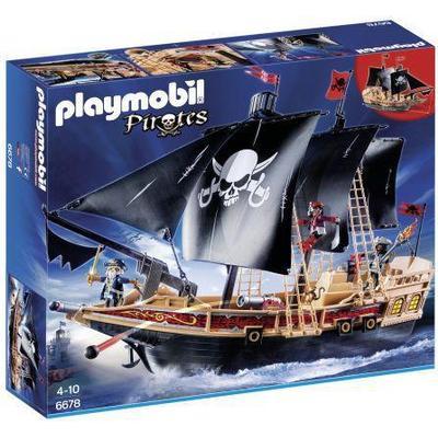 Playmobil Pirate Raiders Ship 6678