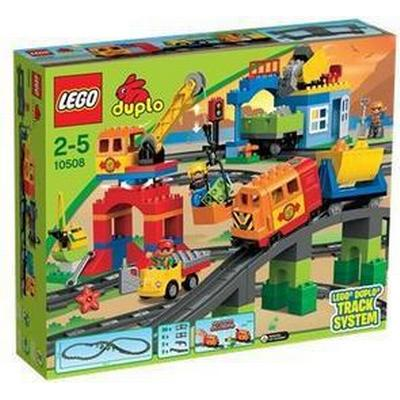 Lego Duplo Deluxe Train Set 10508
