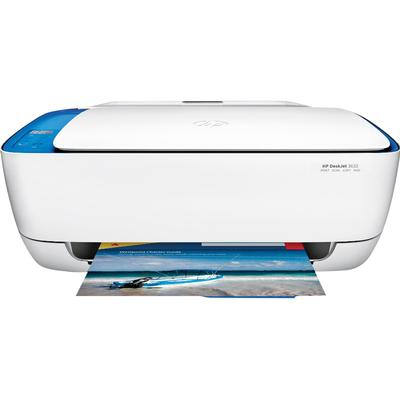 how to connect hp deskjet 3632 printer to wifi