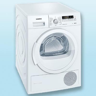 Siemens WT46W261 Vit