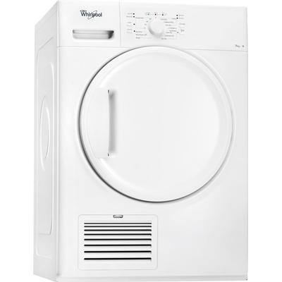 Whirlpool DDLX70112 Hvid