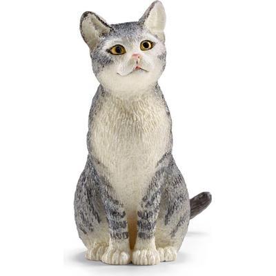 Schleich Cat sitting 13771