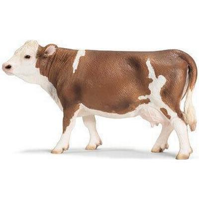 Schleich Simmental cow 13641