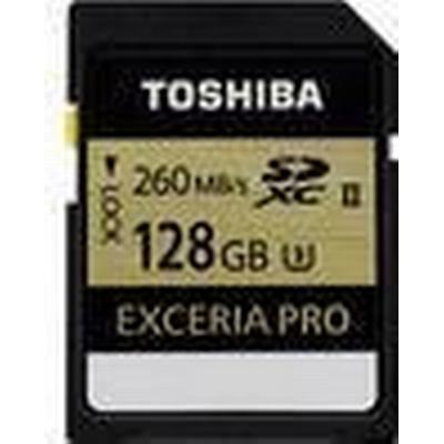 Toshiba Exceria Pro SDXC UHS-II U3 260MB/s 128GB